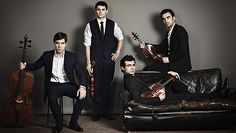 ArtPower! Presents: Quatuor Modigliani @ Conrad Prebys Concert Hall (La Jolla, CA)