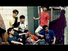 [NEPA] 네파 iKON 화보촬영 making - YouTube