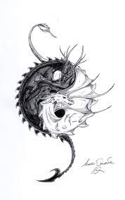 dragon yin yang - Google Search