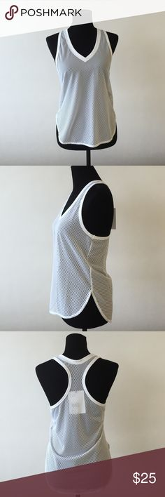 IVY PARK mesh tank New- perfect condition. In collaboration with Topshop Tops