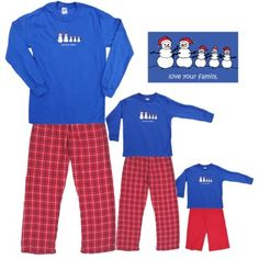 16 Best Personalized Christmas Pajamas images  bb07cea07