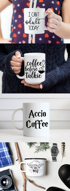 The best coffee mugs are some of the most inspiring – and most sassy – ways to start the day with your morning cup. These are the best you can buy off Etsy.