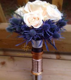 Image result for star wars wedding bouquet with daisies
