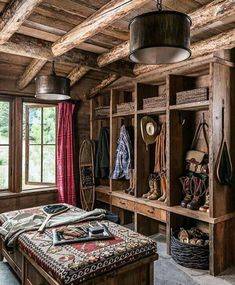 Breathtaking rustic mountain home mud room! Breathtaking rustic mountain home mud room! Breathtaking rustic mountain home mud room! Breathtaking rustic mountain home mud room! Cabin Interior Design, Cabin Design, Interior Decorating, Interior Ideas, Decorating Ideas, Rustic Design, Rustic Style, Decorating Websites, Country Style