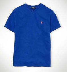 ralph lauren uk outlet Ralph Lauren Men's Classic-Fit V-Neck Short Sleeve T-Shirt Royal Blue [Shop 2252] - $29.46 : Cheap Designer Polo Shirts Outlet Online in US http://www.poloshirtoutlet.us/