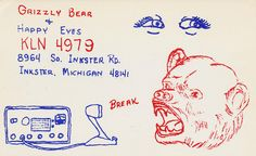 Grizzly Bear & amp; Happy Eyes - Inkster, Michigan