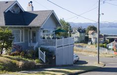 "The house used in ""Free Willy"" located in Astoria, Oregon"