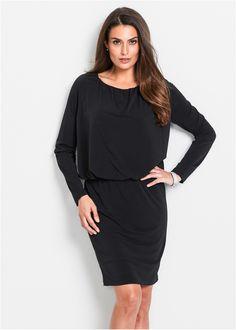 a32cb409b2 Shape-Shirtkleid schwarz jetzt im Online Shop von bonprix.de ab   44