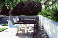 Beautifully modern landscapes - Jack Merlo Design | Plastolux