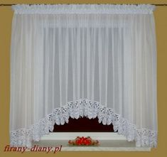 Home Curtains, Kitchen Curtains, Valance Curtains, Floral Wallpaper Iphone, Decoration, Kitchen Remodel, Lace, Room, House