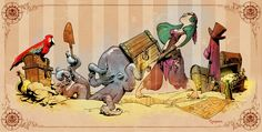 By Brian Kesinger - Otto and Victoria