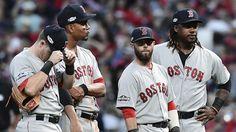 #MLB: Los Medias Rojas buscan reaccionar y jugar mejor en casa