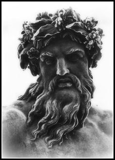"►Greek Mythology: ""Poseidon, The God of Sea"".-"