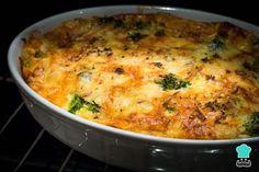 Aprende a preparar Brócoli al horno con champiñones con esta rica y fácil receta. Descubre cómo preparar este brócoli al horno con champiñones y queso tan rico y sabroso de una forma...
