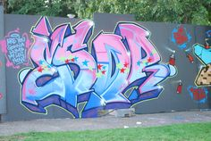 Esor One Graffiti