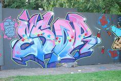 Esor One Graffiti