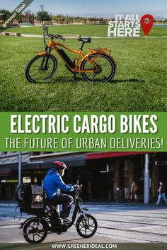 The rising van traffic has prompted countries to seek viable alternatives that could significantly reduce emissions and traffic congestion. It is here where electric cargo bikes could prove the solution to these problems. Cargo bikes have been in use for many years, with many observers touting them as a revolution in last-mile deliveries. Thanks to the new and improved technology, electric power has made the bikes an even more attractive proposition to delivery companies. #technology #ev