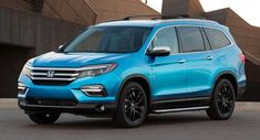 2016 Honda Pilot With Black Rims. -SUVS2015
