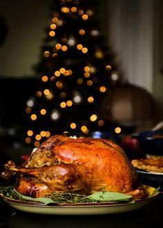 The Chew: Michael Symon's Italian Turkey Recipe, No Brine Necessary