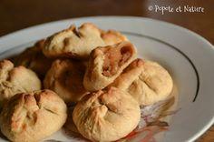 Popote et Nature: Petites bouchées gourmandes pomme cannelle