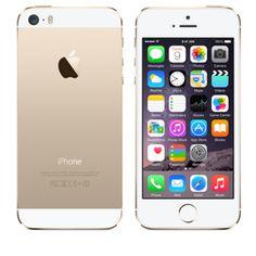 iPhone 5s 16 GB — złoty - Apple Store (Polska)