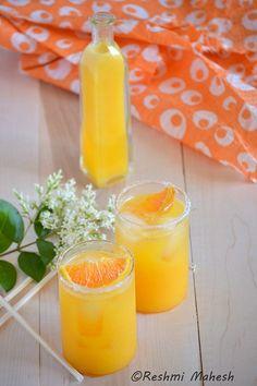 Pineapple Orange Agua Fresca