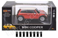 "Машина ""Mini Cooper"" на радіокеруванні http://kidtoys.com.ua/ua/mash2279mashina-mini-cooper-na-radiokeruvanni"