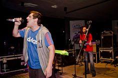 """""""Ubuntu"""" y """"12 13 Reggae Band"""" envolviendo el Ocón de sonido reggae en Actúa Málaga."""