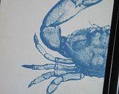 Sail Boat Print Sea Life Art Print by HamiltonHousePrints2