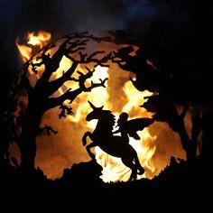 Fire pits Unicorn