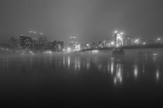 Every so often I don't mind a dreary #Pittsburgh, as it can look like a completely different time in history