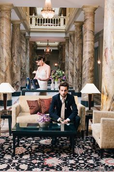 An intimate, romantic & elegant venue for your wedding - Belle Epoque-style Hôtel des Trois Couronnes welcomes the event of your dreams. Belle Epoque, Wedding Blog, Dreaming Of You, Romantic, Dreams, Elegant, Style, Classy, Swag