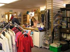 I get 80% of my clothes from either charity shops, 2nd hand from ebay or from second hand, vintage markets. A site like this gets me giddier than a kid in a sweet shop. It is my kind of blank canvas from where I can make up the style as I go along.