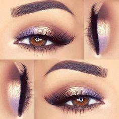 Gorgeous Makeup: Tips and Tricks With Eye Makeup and Eyeshadow – Makeup Design Ideas Makeup Geek, Makeup Inspo, Eyeshadow Makeup, Makeup Inspiration, Makeup Brushes, Beauty Makeup, Eyeliner, Makeup Ideas, Makeup Tutorials