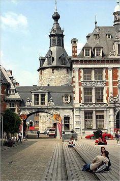 Belgique, Namur-beffroi