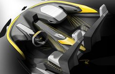 Emerging Market Chevy by Paul Mutter, via Behance
