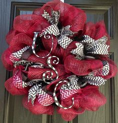 USC Gamecocks Wreath