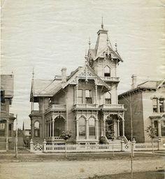 Brush Detroit 1900 | Lofts, Homes, Buildings, Architecture.: Brush Park, Detroit. The before pics