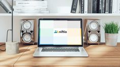 Layouts and Contextual Menus - Niftio Presentation Templates, All In One, Create, Layouts