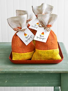 Corny Party Favors and 51 mores ideas for Halloween from @countryliving