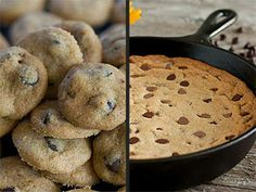 From Mini to Mega: 6 Recipes for National Chocolate Chip Cookie Day