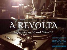 A REVOLTA 10.000 @ Facebook