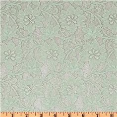 Lace Floral Light Olive  Item Number: ES-974  Our Price: $6.98 per Yard  Compare At: $12.99 per Yard  On Sale: $3.49 per Yard. Sale Ends: 12/16/2011
