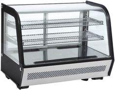 vitrina, vitrina exhibidora, vitrina refrigerada, vitrina sobre mostrador, vitrina migsa, vitrina NR-RTW120L, MIGSA