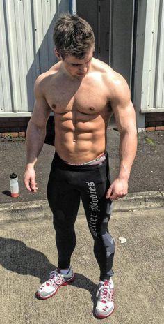 #lycra #muscular
