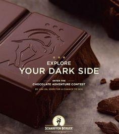 Scharffen Berger Chocolate Adventure Contest