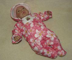 Комбинезон для куклы-малышастика, выкройка http://babiki.ru/blog/master/48931.html#cut