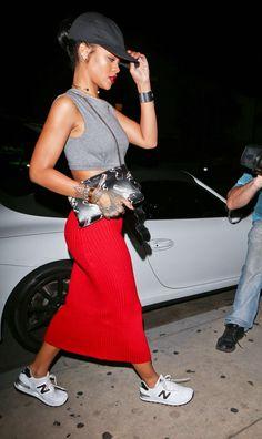 Rihanna NEw Balance