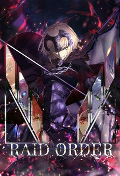 Joan Alter - Joan of Arc (Fate/Apocrypha) - Image - Zerochan Anime Image Board Anime Art Girl, Anime Guys, Fate Jeanne Alter, One Punch Anime, Fate Servants, Fate Anime Series, Joan Of Arc, Midnight Sun, Good Smile