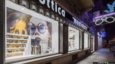 Ottica MONTANARO, Torino (TO) Italy - project by www.arketipodesign.it